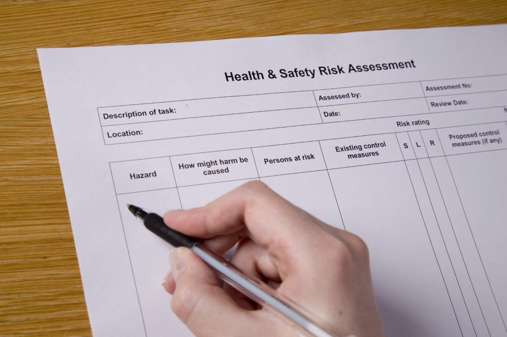 Yorkshire Health & Safety Services | Health & Safety Consultants in Barnsley